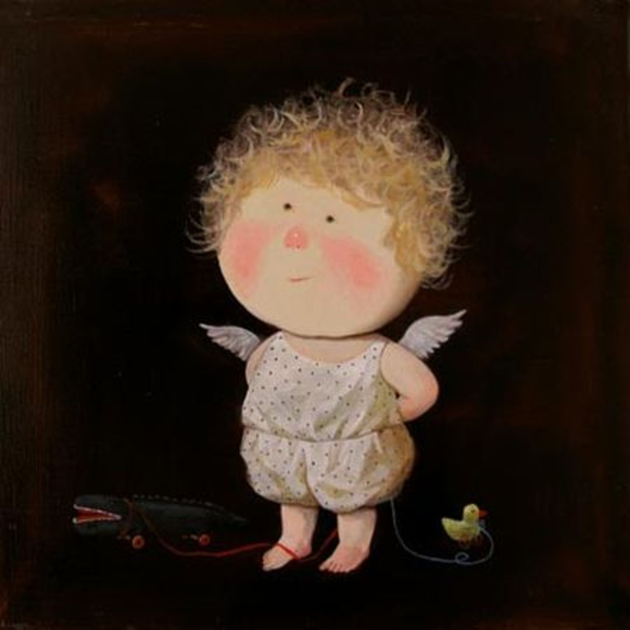 Выставка художницы Евгении Гапчинской «Да здравствует жизнь»