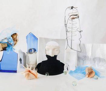 Выставка Янины Болдыревой «На всём белом»